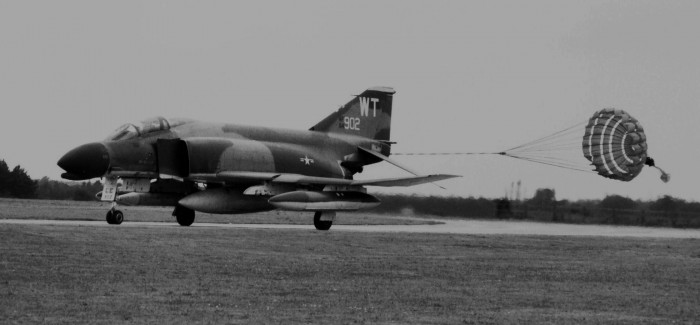 Base Visit Bentwaters , U.K., August 1970