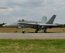 HN-434 F-18 Hornet Finnish AF (FK)