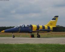L-39 Albatros 10 LM Estland Volkel 14-6-2013 J.A.Engels