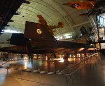 Lockheed SR-71A 17972