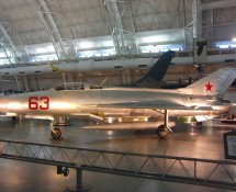 MIG-21F 63 Russian cs