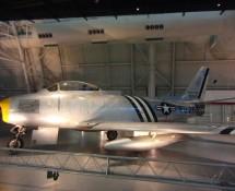 NorthAmerican F-86A Sabre 48-0260
