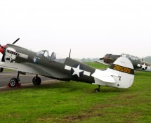 P40 Kittyhawk, Creil May 2016 (FK)