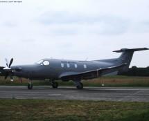 Pilatus PC.12 PI-01 Finse LM Volkel 14-6-2013 J.A.Engels