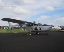 Cessna Skymaster , Gilze Rijen 2014 (HE)