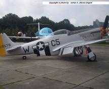 Mustang , Aviodrome Mus. 2013 (HE)