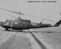 Bell UH-1 WGAF (HE)