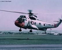 Sikorsky S-61 R.Danish AF (HE)