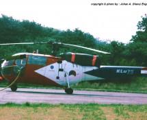 Alouette III , K.Lu. The Grasshoppers , Deelen 1988 (HE)
