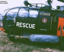 Alouette III , K.Lu. , Deelen 1988 (HE)