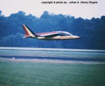 Alphajet ,BAF , Deelen , 1988 (HE)