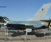 F-16 BAF,  Kleine Brogel 2014 (FK)