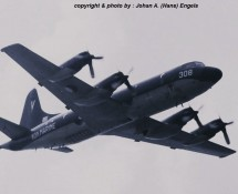 Lockheed Orion , Dutch Navy , Scheveningen 1988 (HE)