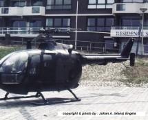 Bölkow-105 .K.Lu., Scheveningen 1988 (HE)