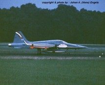 NF-5A , K.Lu. (demo.) , Deelen 1988 (HE)