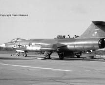 F-104G, WGAF (FK)