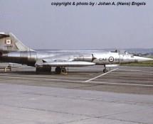 CF-104G , CAF (HE)