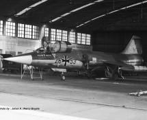 F-104G , WGAF(HE)