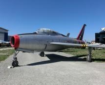 F-84F ex BAF Fu-125