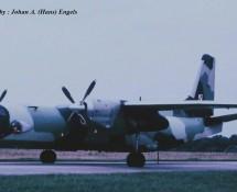 Antonov AN-26 ,Polish AF (HE)