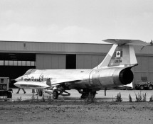 CF-104G , RCAF (neg.coll. FK)