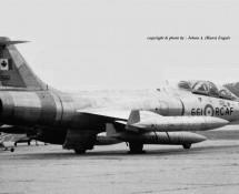 CF-104D , RCAF (HE)