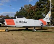NA F-86D Sabre (FK)