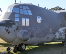 Lockheed Hercules 55-0014 (FK)