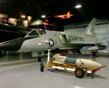 Convair F-106A Delta Dart 59-0123 (FK)