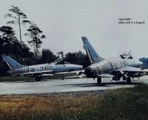 F-100D , FAF (CHE)