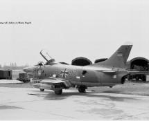 Fiat G.91R , Luftwaffe (CHE)