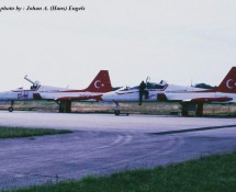 NF-5A/B , Turkish Stars (HE)