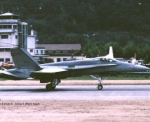 McD.Douglas CF-18 Hornet 188770 Can.LM  Sion 24-6-1989 J.A.Engels