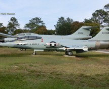 Lockheed F-104D Starfighter (FK)