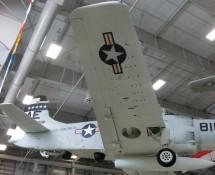 Douglas EA-1F Skyraider 322532
