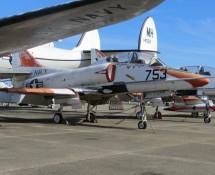 Douglas TA-4J Skyhawk 153505 753:A (FK)