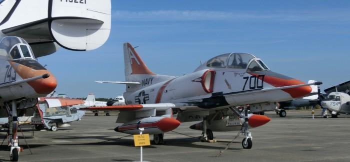 Naval Aviation Museum, Pensacola (FL) November 2013