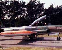 FT01(2) Belg.LM  Kleine Brogel 1978 J.A.Engels