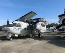 Grumman C-1A Trader 136754