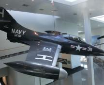 Grumman F9F Panther 123050