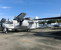 Grumman S-2E Tracker 151647 334:AW