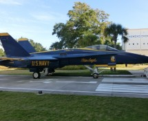 McDD F-18 Hornet 161955