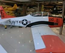 NA T-28B Trojan 138326