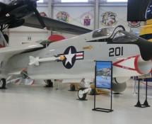 Vought F-8A Crusader 145347