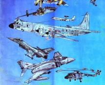 (1990) brochure-cover Open Dag MVK Valkenburg 1-6-1990 coll.J.A.Engels