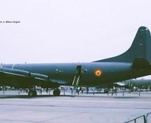 Lockheed P-3B Orion 156602(P.3-12) Spaanse Marine MVK Valkenburg 1-6-1990 J.A.Engels