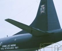 Lockheed P-3C Orion 307 MLD MVK Valkenburg 1-6-1990 J.A.Engels