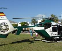 Eurocopter EC-155P-2, Alcudia 2014 (FK)