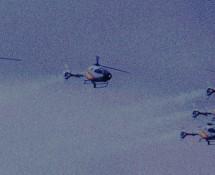 Eurocopter EC.12- formatie Spaanse LM Patrulla Aspa Gilze Rijen 21-6-2014 J.A.Engels