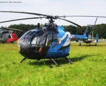 MBB-Bölkow 105 86+28 Duitse LM Gilze Rijen 21-6-2014 J.A.Engels